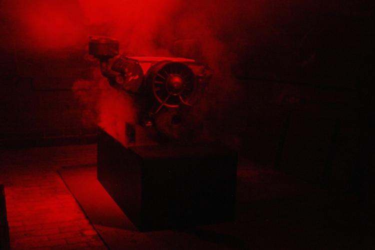 Walter Gerstung: Motoren