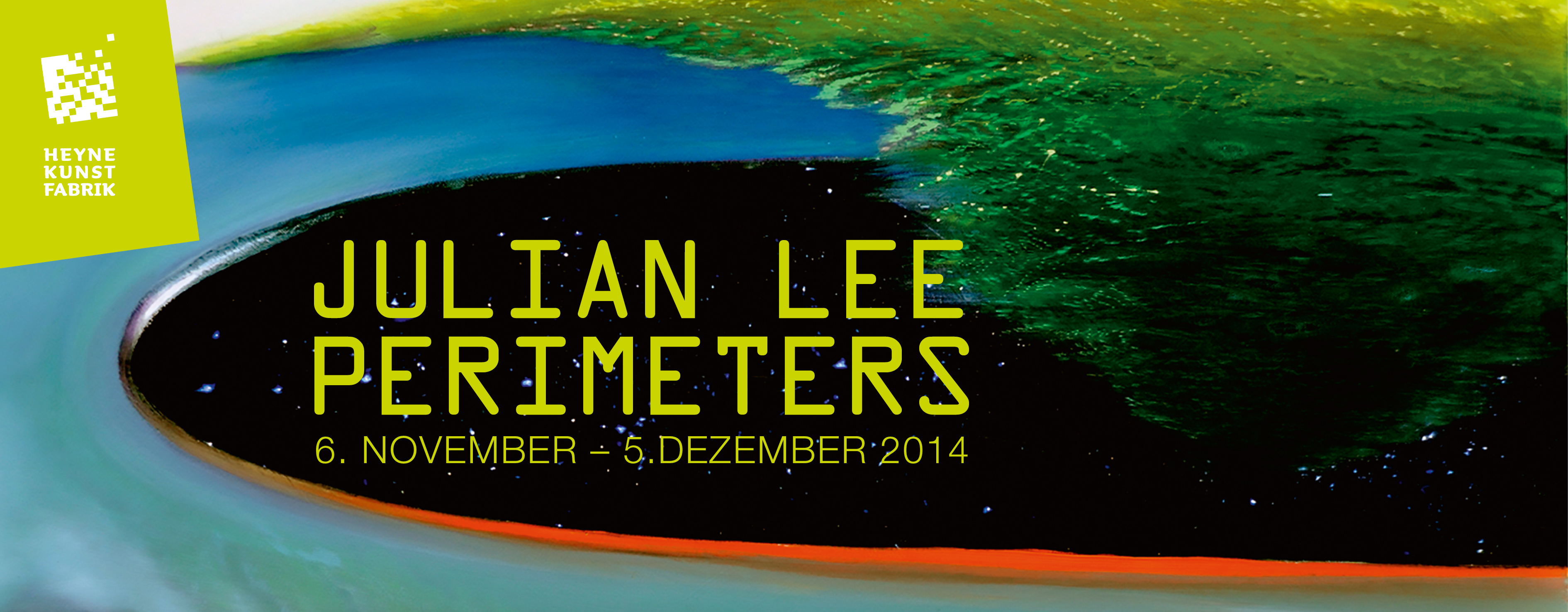 "2014 – Julian Lee ""Perimeters"""