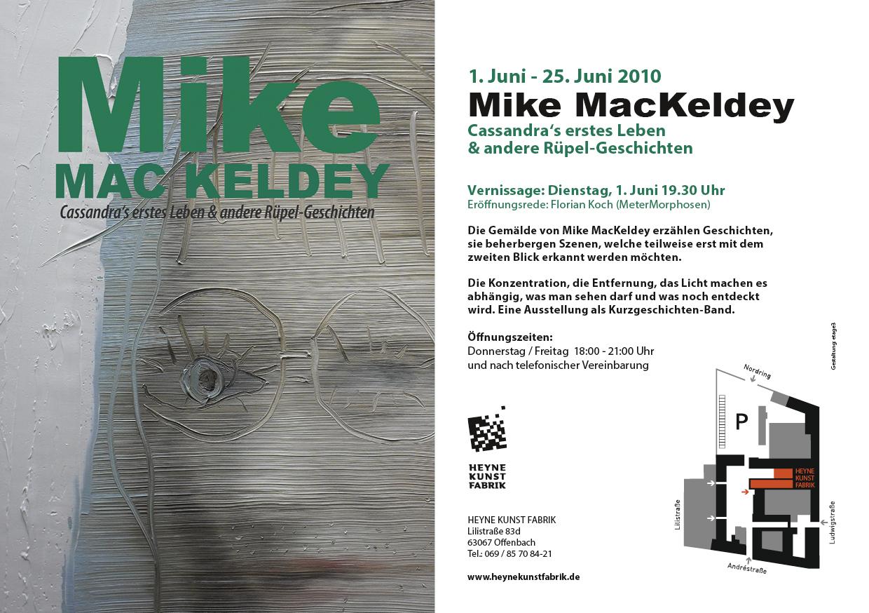 "2010 – Mike Mac Keldey ""Cassandras erstes Leben…"""
