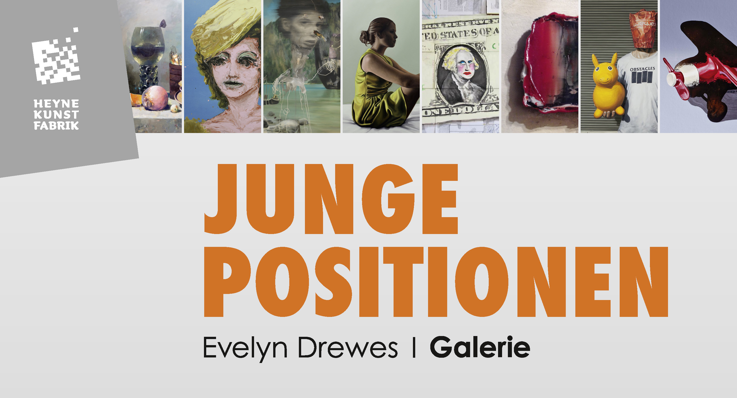 "2013 – Evelyn Drewes ""Junge Positionen"""