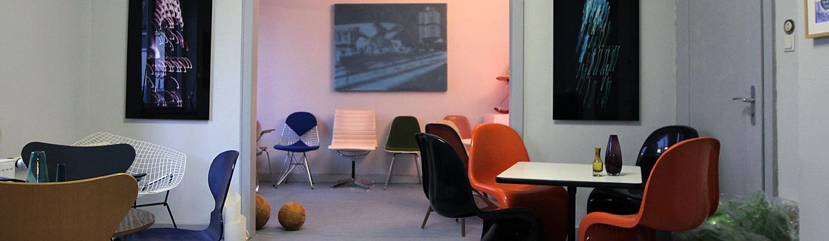 designdealer – 2016 neu in Bad Orb in Koop mit der Heyne Kunst Fabrik